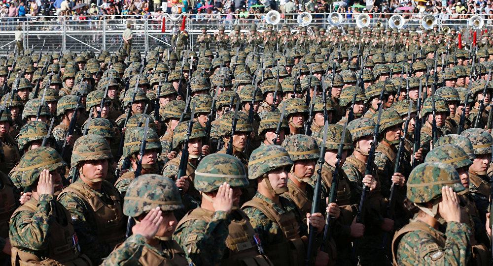 Ejército de Chile confirma que 5 cabos son investigados por tráfico ... 7782f996af5