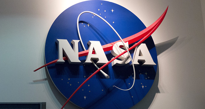 El logo de NASA (archivo)