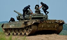 Tanque T-72