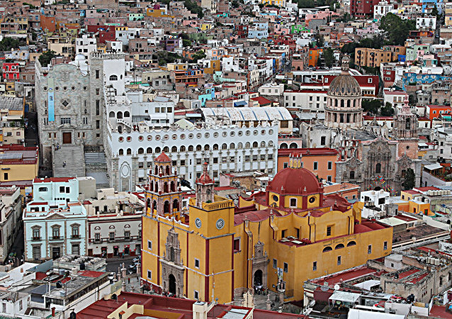 Guanajuato desde el Pipila