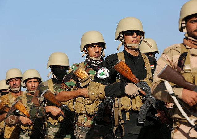 Soldados en Irak (imagen referencial)