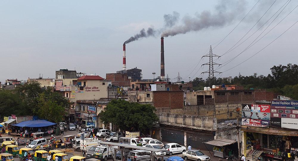 La India se une al Acuerdo de París sobre el clima