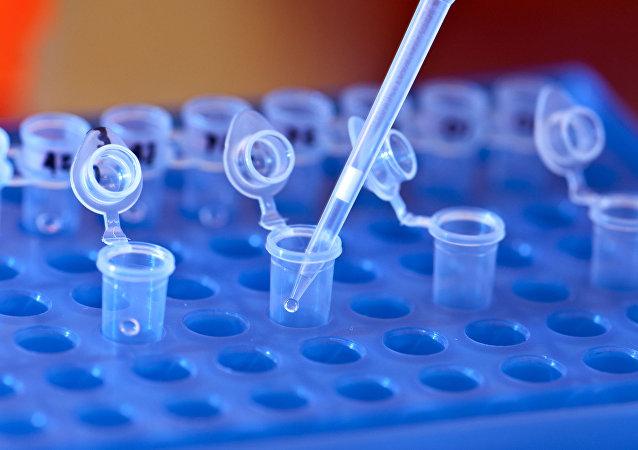 Un laboratorio genético