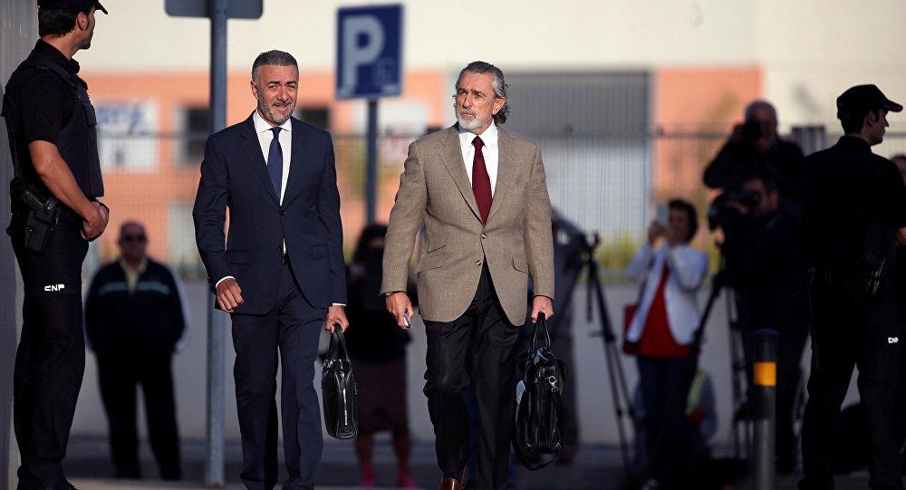 Comienza en espa a el macrojuicio por corrupci n que afecta al partido popular sputnik mundo - Casos de corrupcion en espana actuales ...