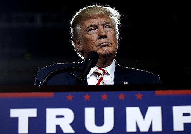 El presidente electo de EEUU, Donald Trump