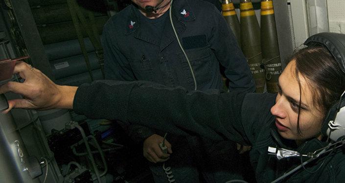 Operadores del sistema de lanzamiento de misiles nucleares