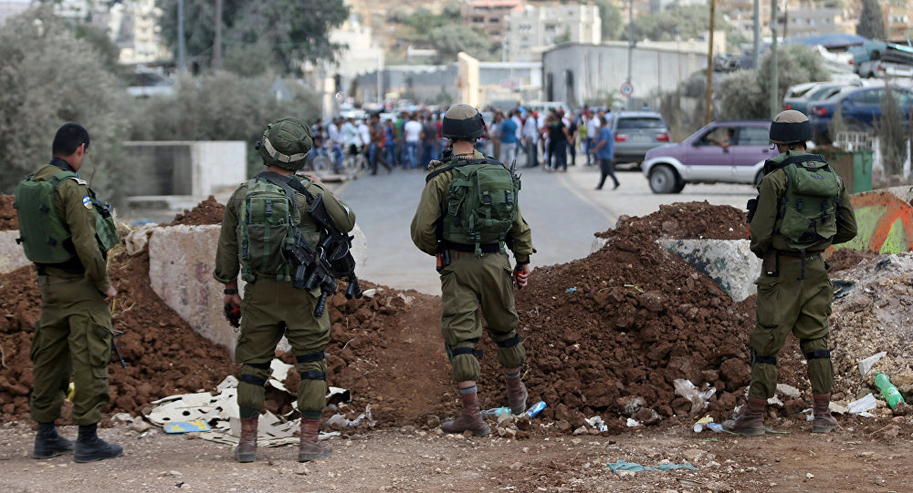 Soldados israelíes (archivo)