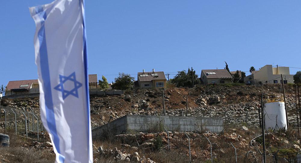 Una colonia israelí (Archivo)