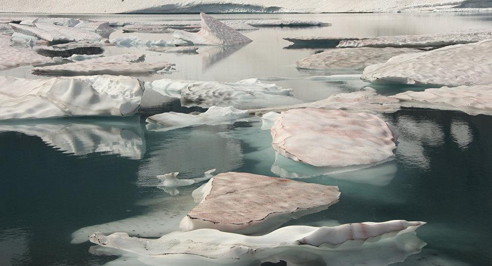 Glaciales se funden