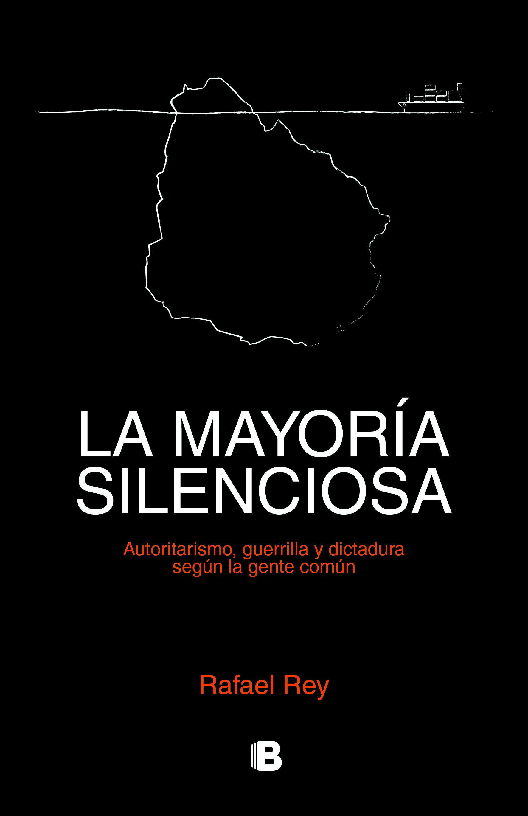 La tapa del libro La Mayoría silenciosa