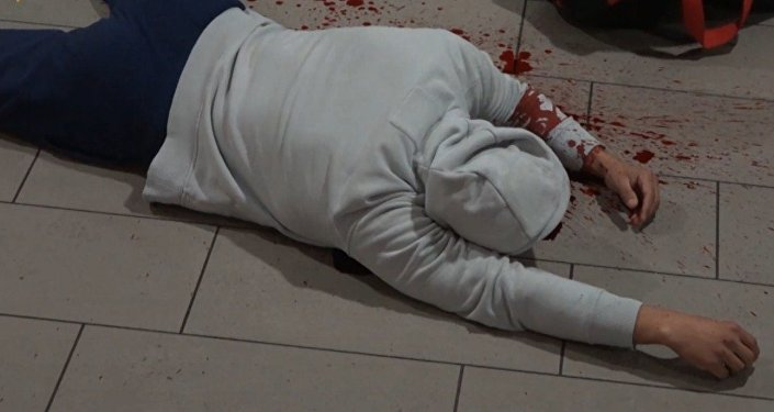 Entrenamiento antiterrorista: las dramáticas escenas de un simulacro en Hungría