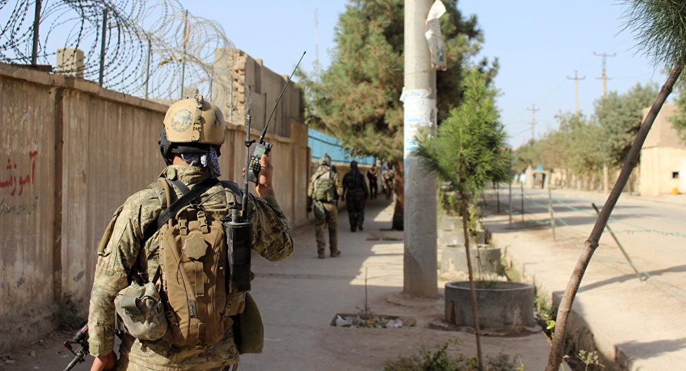 Situación en Kunduz, Afganistán (atchivo)