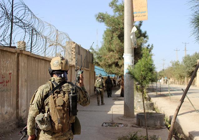 Situación en Kunduz, Afganistán