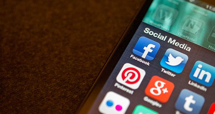 Aplicaciones de las redes sociales (imagen referencial)