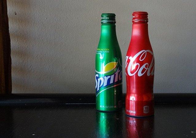 Cola y Sprite
