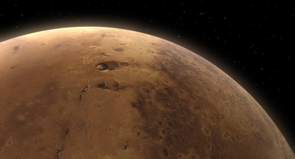 Marte, planeta