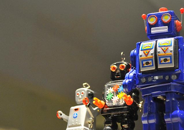 Ejército de robots
