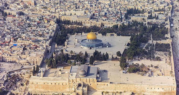 El Monte del Templo o Explanada de las Mezquitas