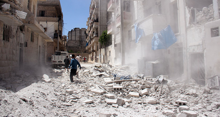 La ciudad de Idlib (archivo)