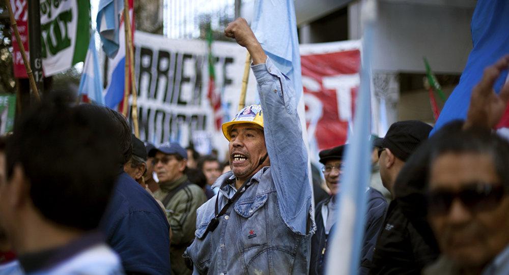 Resultado de imagen para argentina trabajadores