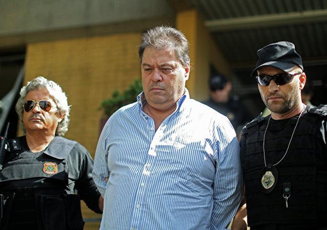 Gim Argello, exsenador brasileño