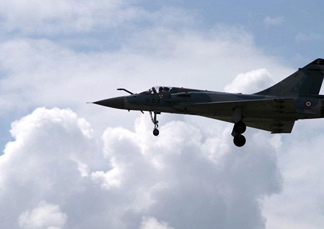 Caza francés Mirage 2000