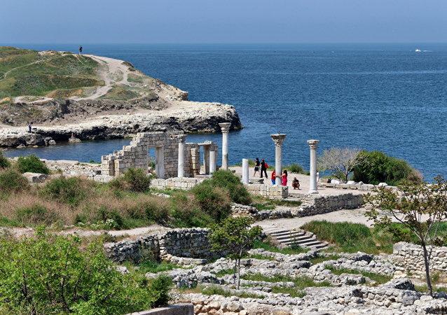 Quersoneso, Crimea