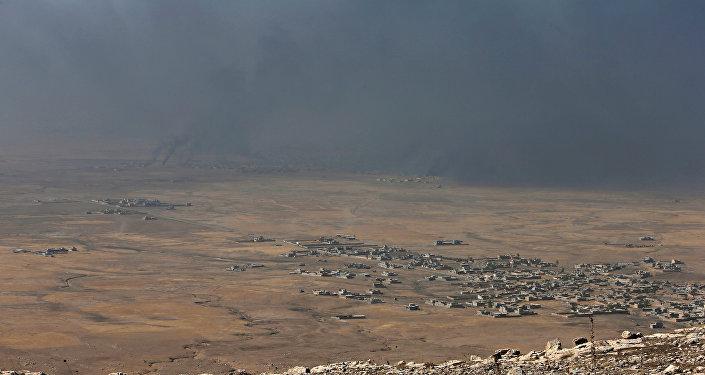 Este de Mosul, Irak