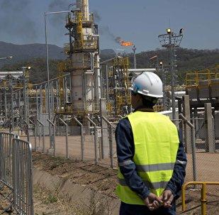 Una planta de gas en Bolivia (archivo)