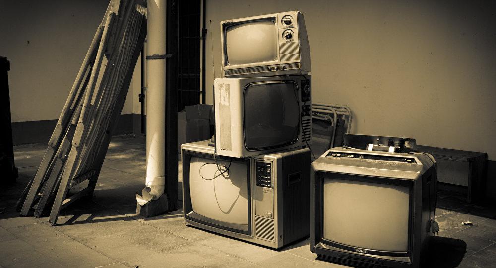 Televisores viejos