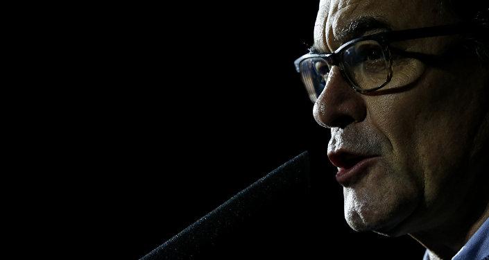 Artur Mas, el expresidente de Cataluña