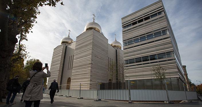 Nuevo centro ortodoxo ruso en París