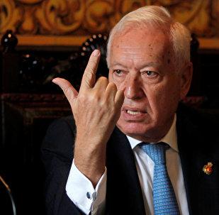 José Manuel García-Margallo, excanciller de España