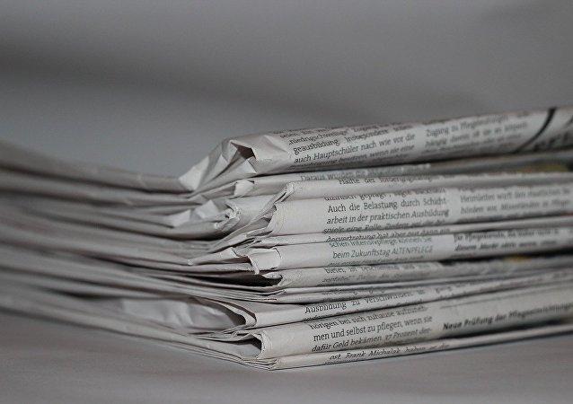 Periódicos (ilustración)