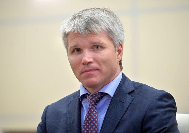 Pável Kolobkov, el nuevo ministro de Deporte de Rusia
