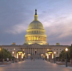 Capitolio en Washington, EEUU (archivo)