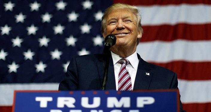 Donald Trump, candidato a la presidencia de EEUU