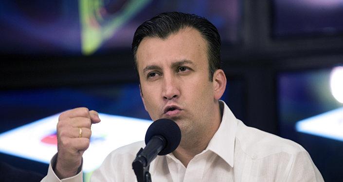 Tarek El Aissami, gobernador de Aragua, Venezuela