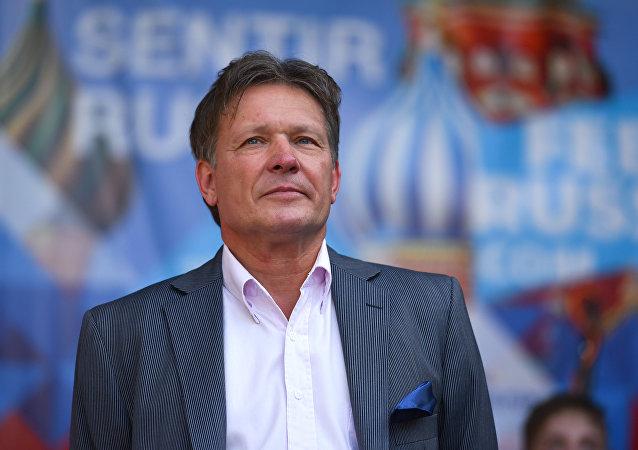 Viktor Koronelli, embajador ruso de Argentina