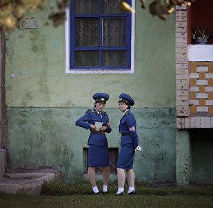 La vida cotidiana en Pyongyang