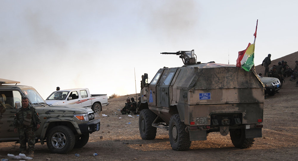 Irak acusa a kurdos de incumplir acuerdo sobre despliegue de fuerzas iraquíes