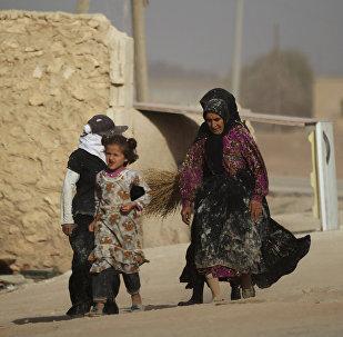Habitantes de Alepo