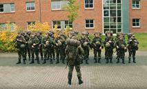 Docu-reality aleman Die Rekruten