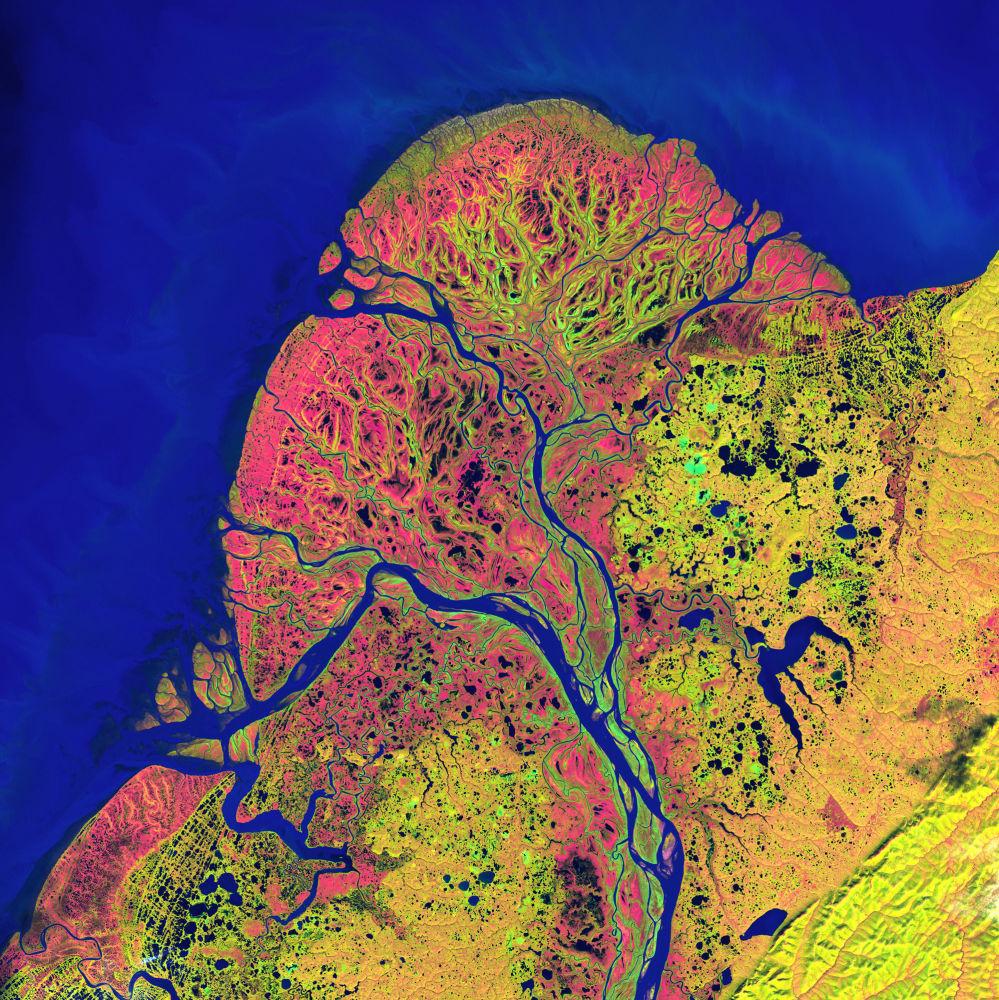 Fotos únicas de la Tierra tomadas desde el espacio