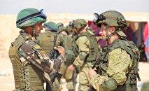 Los ejercicios antiterroristas Defensores de la Amistad 2016