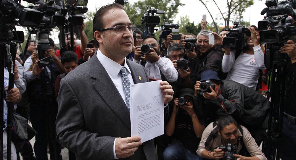 Está cerca la detención de Javier Duarte y Guillermo Padrés: Procurador Cervantes