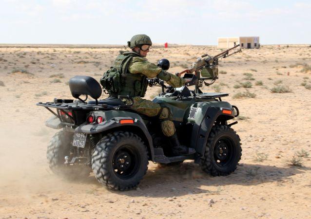 'Defensores de la Amistad': ejercicios antiterroristas conjuntos entre Rusia y Egipto