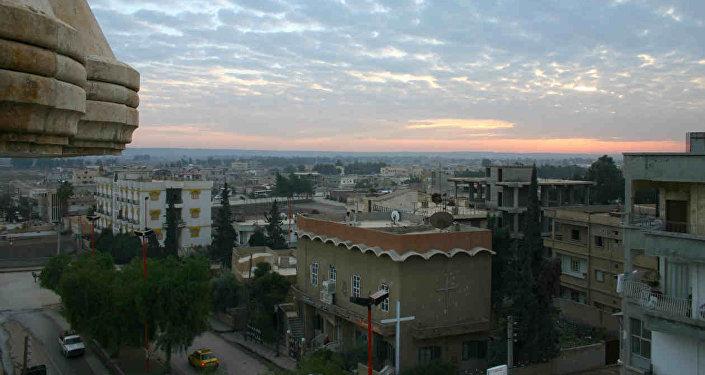 La ciudad siria de Al Raqa