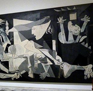 Pablo Picasso/ Guernica, 1937. Museo Reina Sofía, Madrid