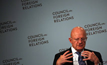 James Clapper, director de Inteligencia Nacional de EEUU